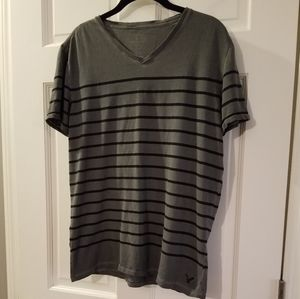AEO striped tshirt